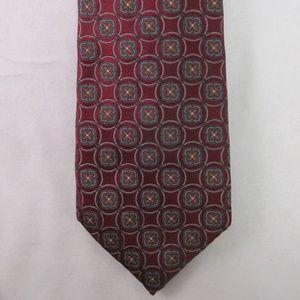 David Donahue Men's Silk Tie